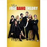 Newgeli The Big Bang Theory Poster Filmplakate Und...